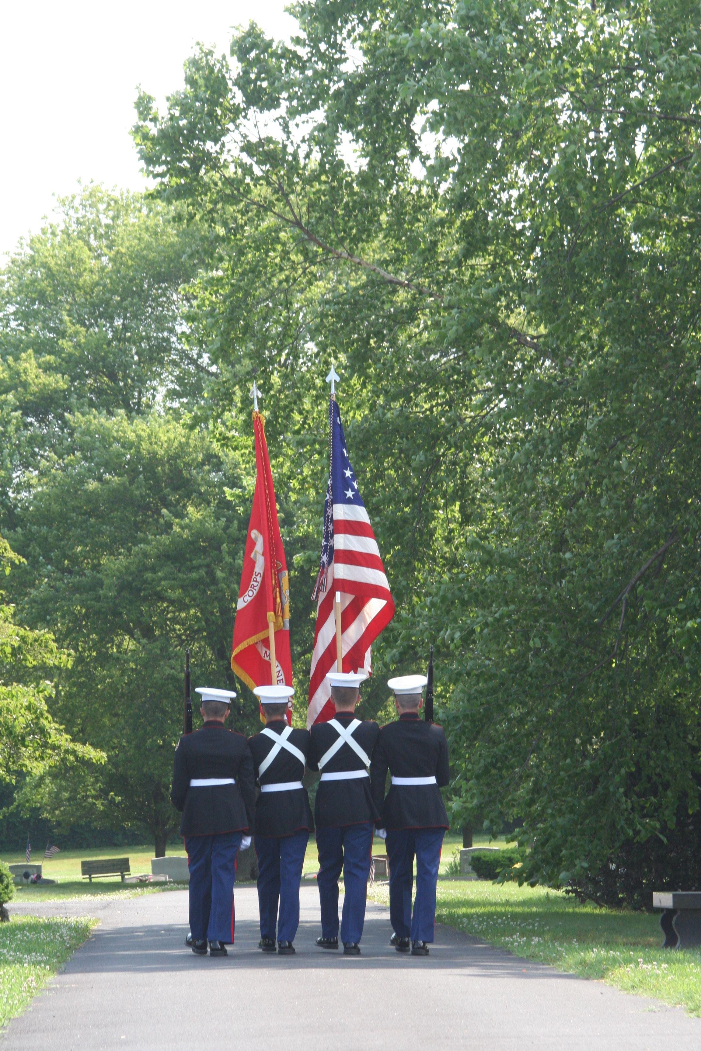 memorial day marine images