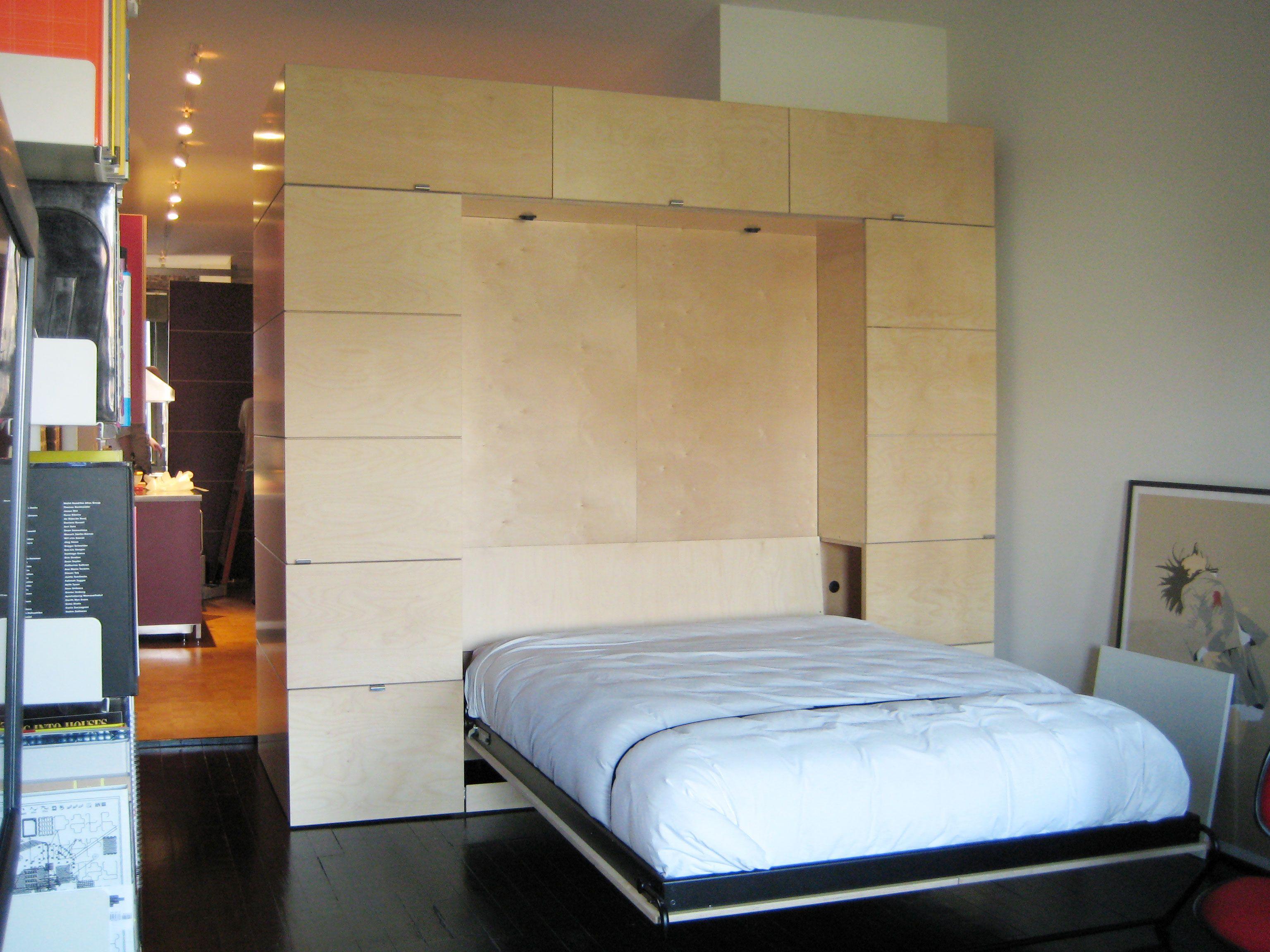 Doppelbett Im Schrank ~ Ihausdesign.co