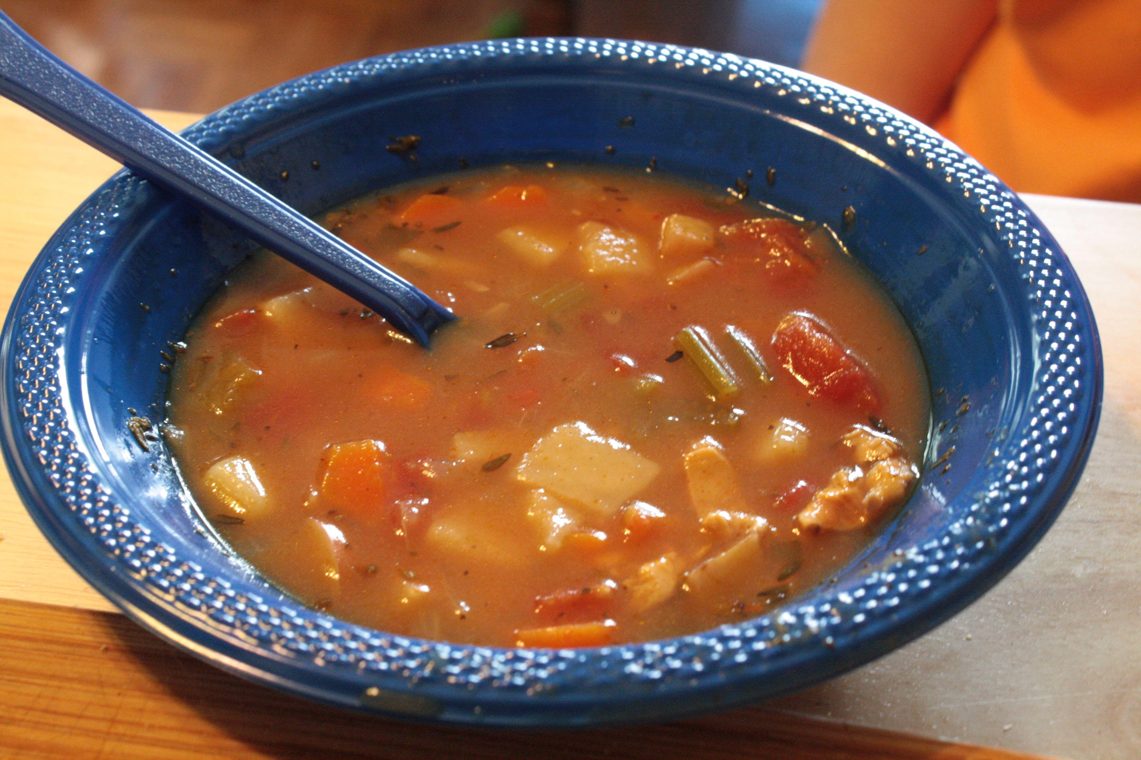 Manhattan clam chowder! My favvvv | Foodie | Pinterest