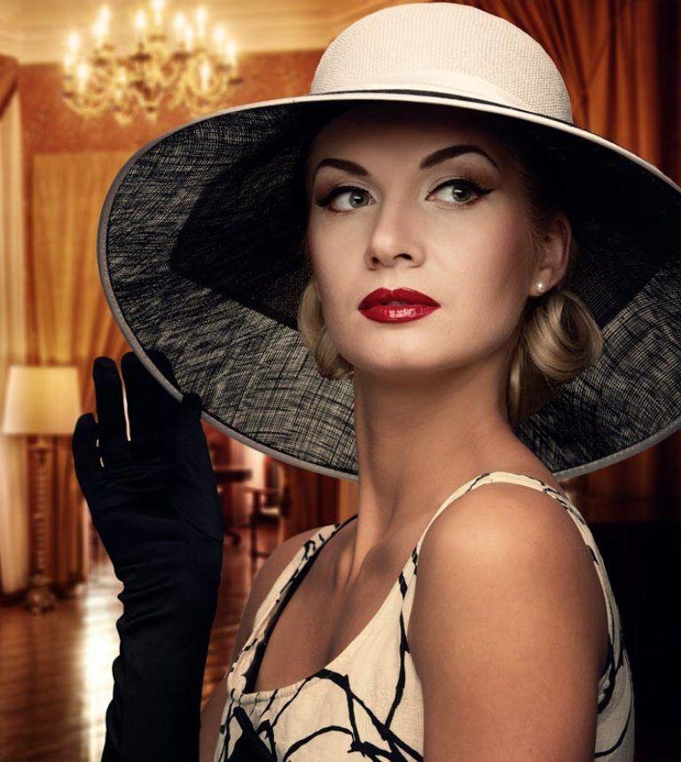 fancy hats for women art in fashion pinterest