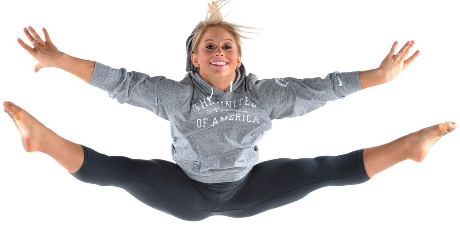 Gymnast shawn johnson cameltoe