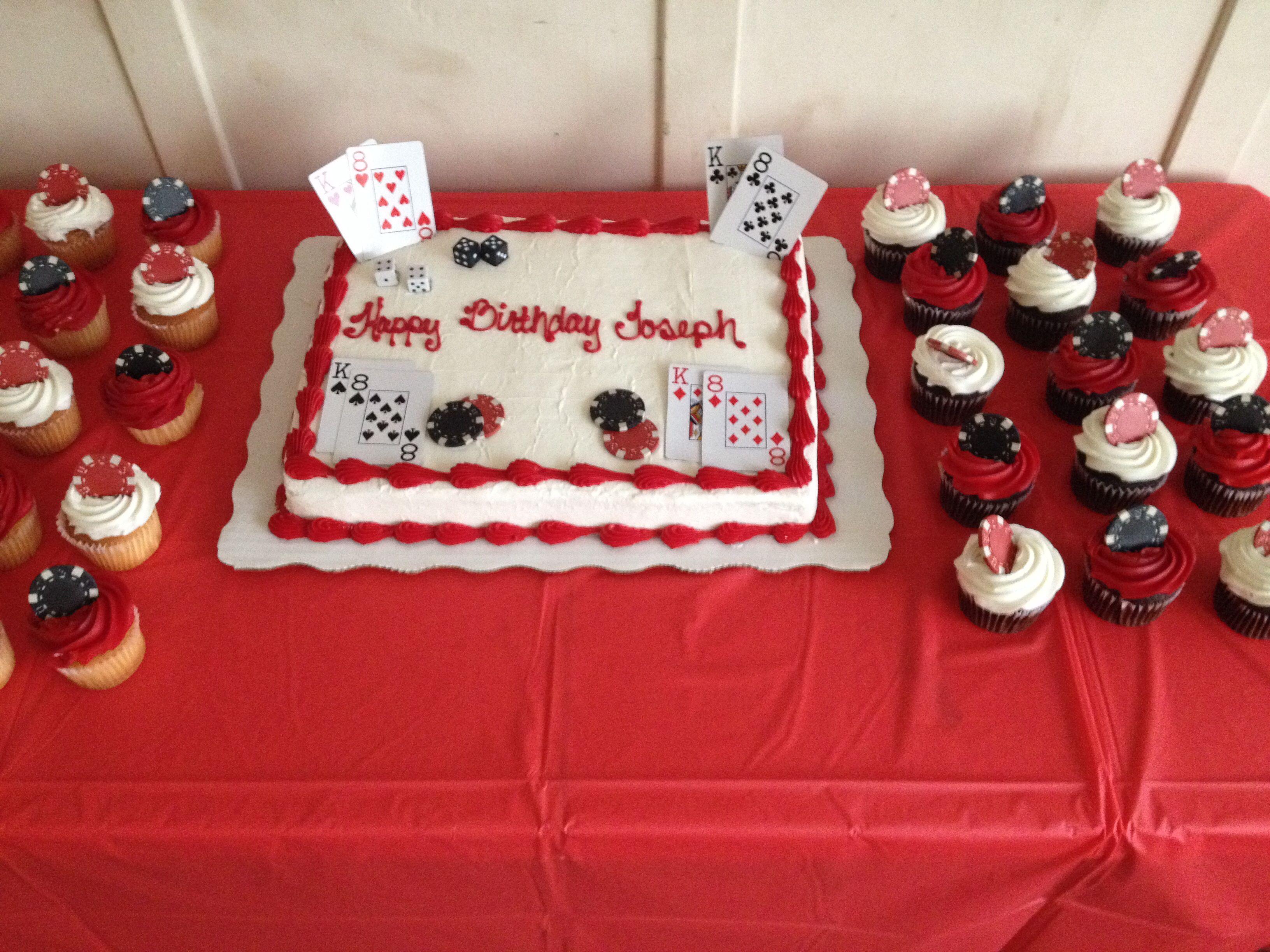 18th girl casino party idea