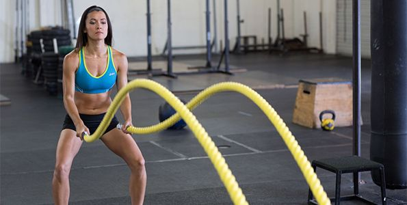 20 Epic Battle Ropes Exercises foto