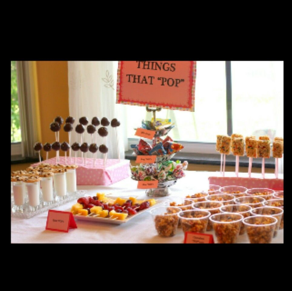 ready to pop appetizers baby showers pinterest