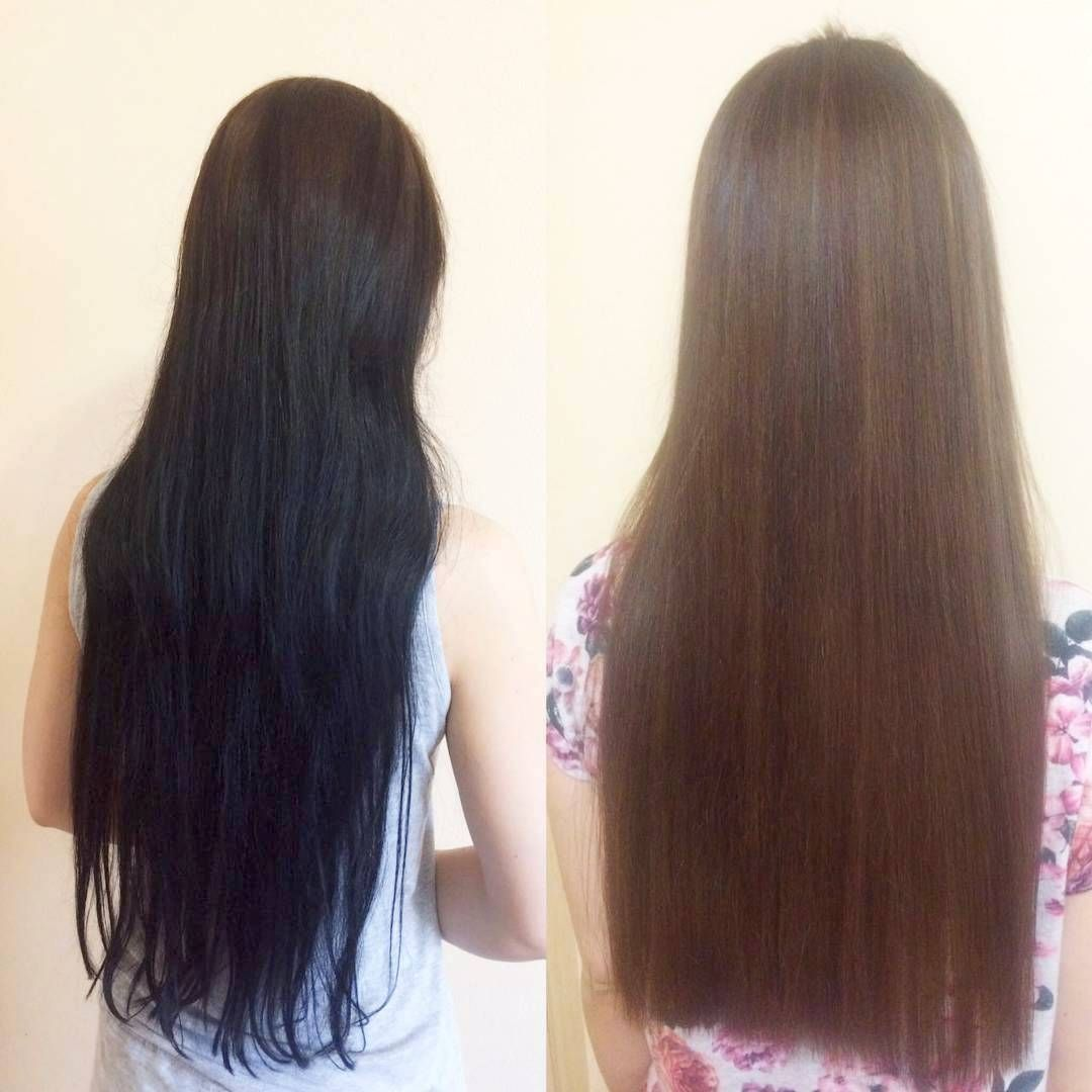 Как смыть краску с волос в домашних условиях Краски 53