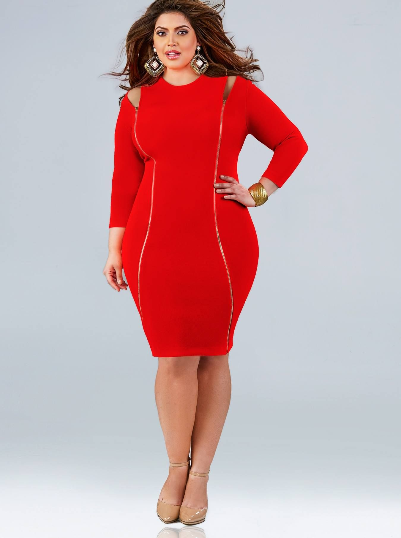 Valentine Dresses For Plus Size - Long Dresses Online