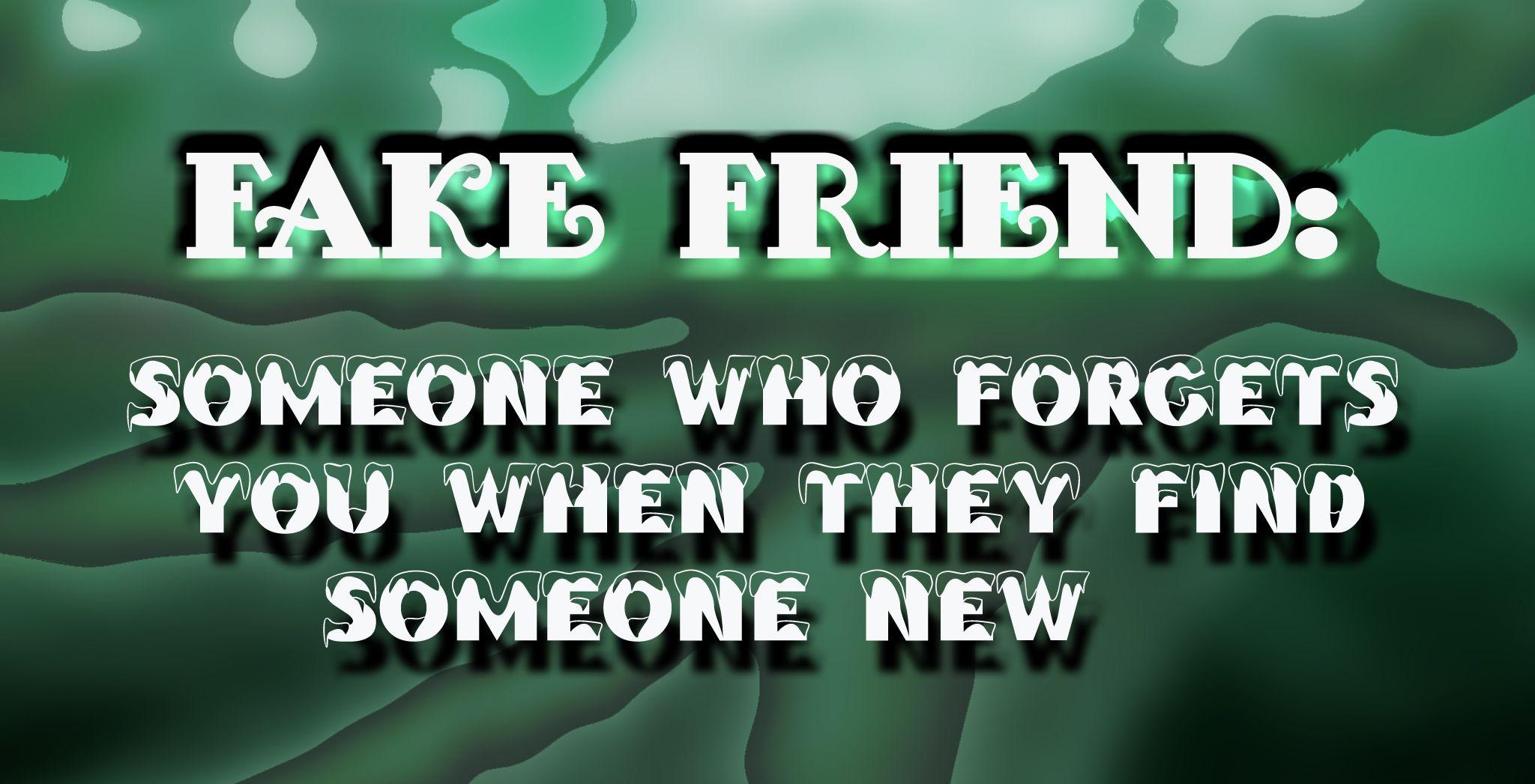 fake friendsFake Friends Funny