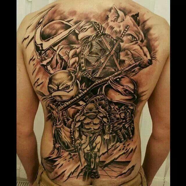 Ninja turtles tattoos design tattoo designs and ideas tattoo for Ninja turtles tattoo