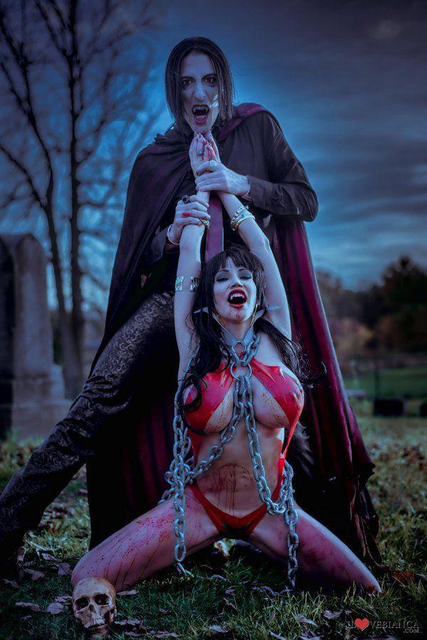 Фотографии Обнаженных Вампиров