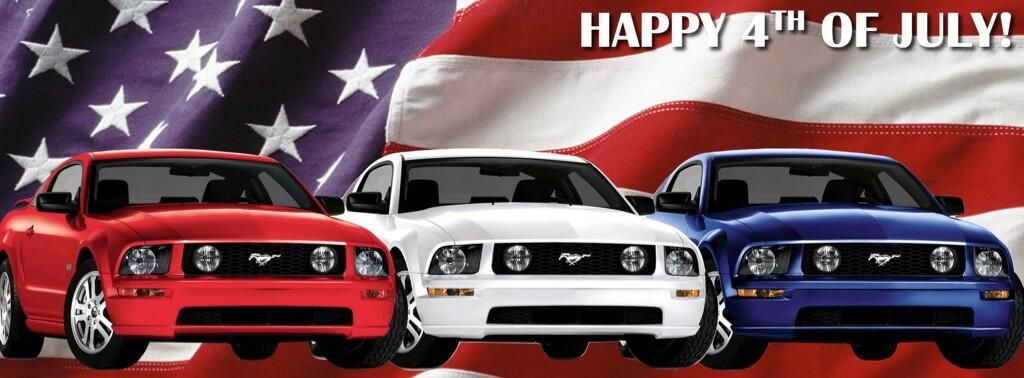 4th of july car ads
