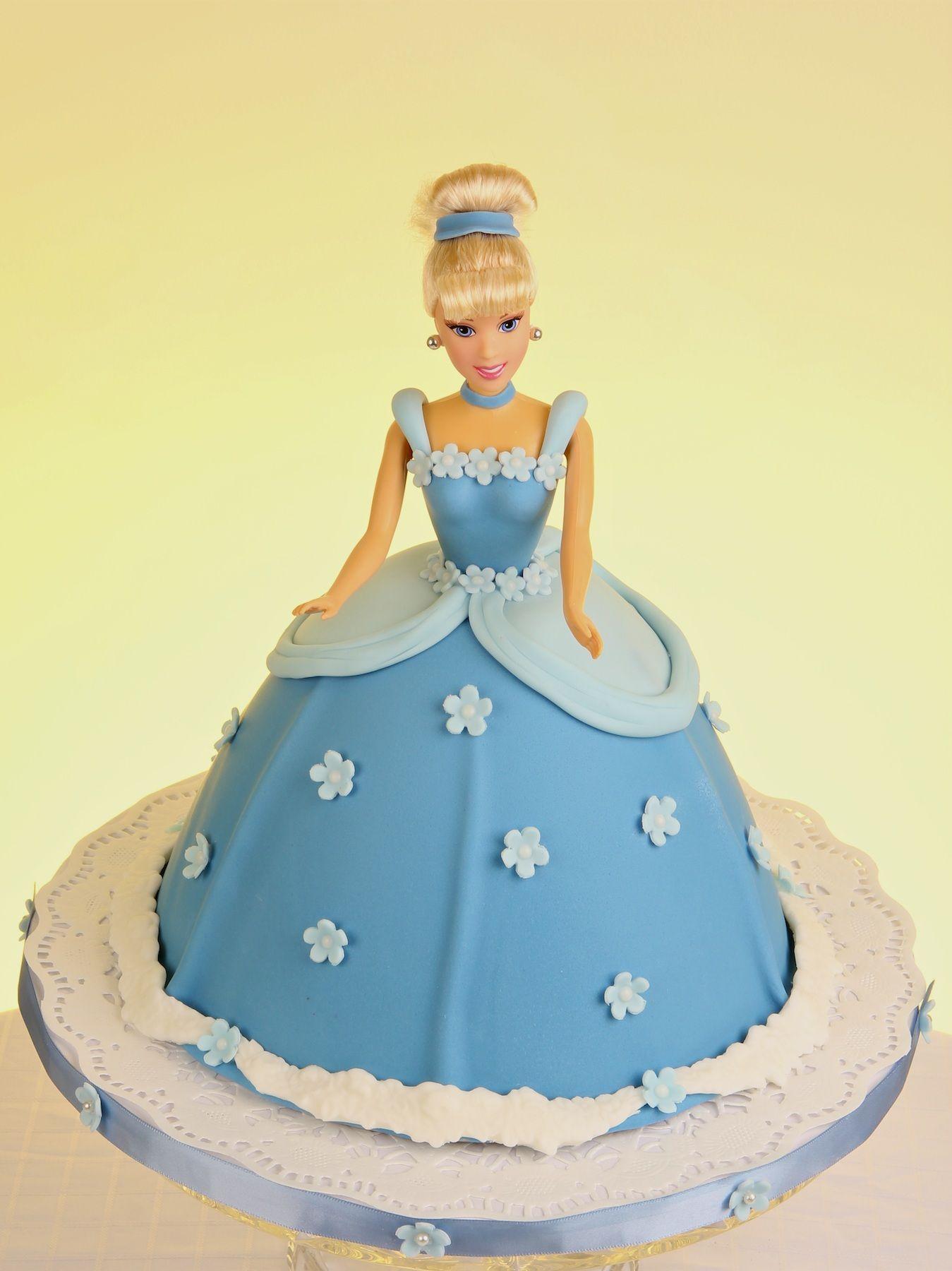 Cake Design Cinderella : Cinderella Cake Cakes Pinterest