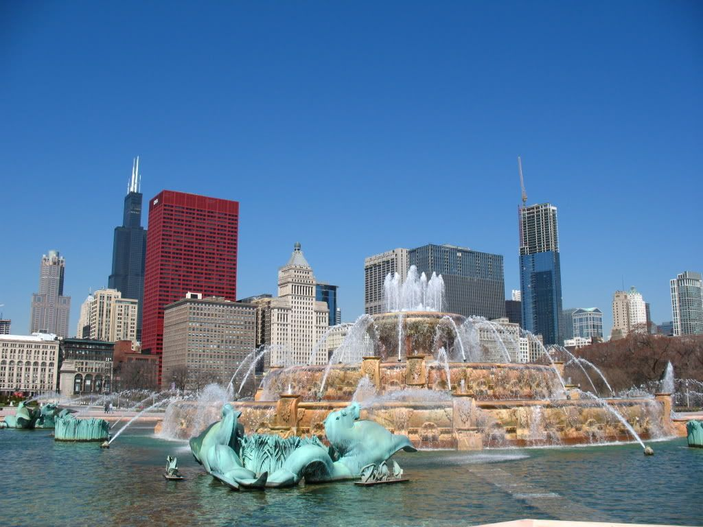 buckingham fountain chicago - photo #24