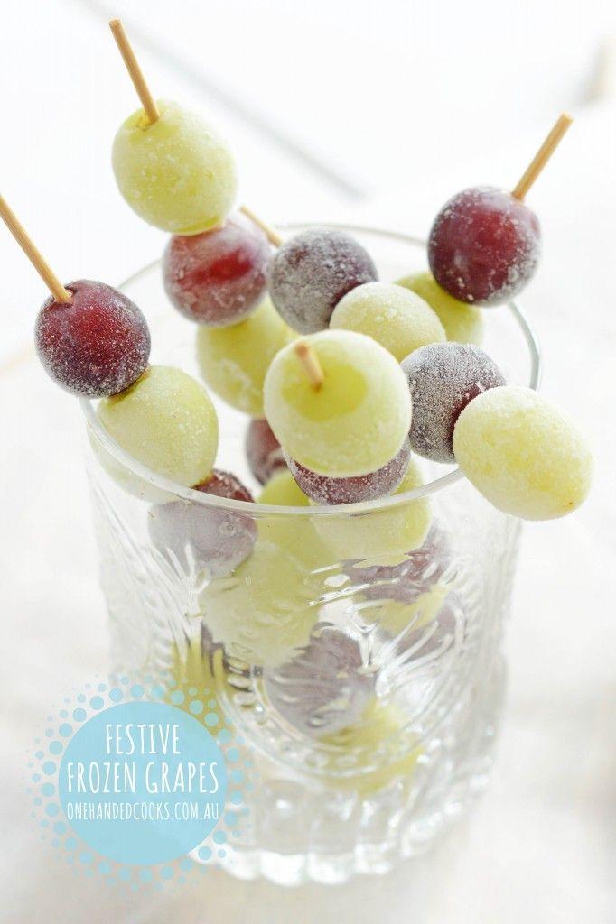 Frozen-Grape Sangria photo