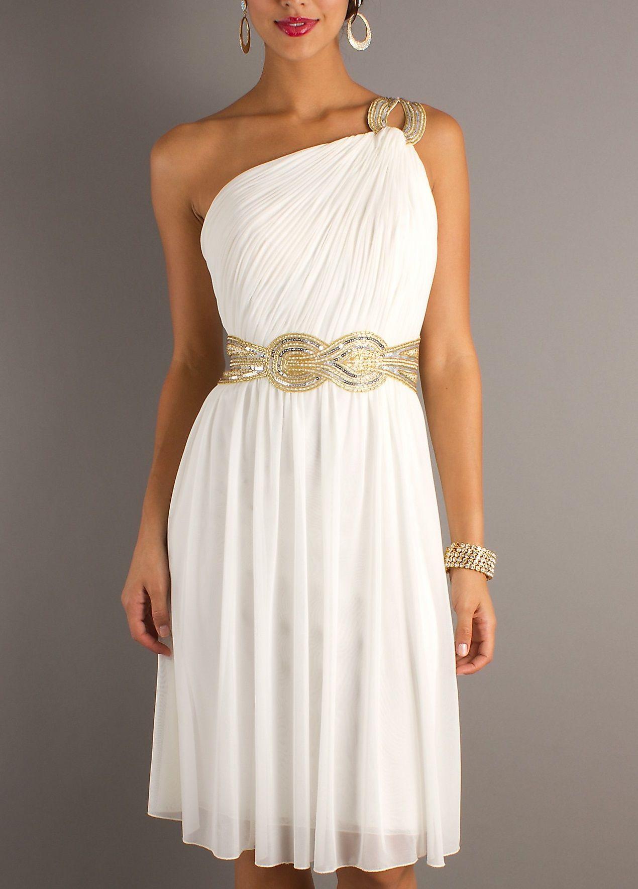 Grecian Cocktail Dresses 93