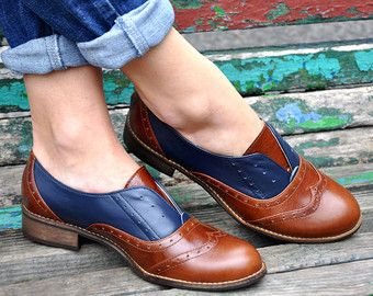 saratoga laceless oxfords womens brogues oxfords by