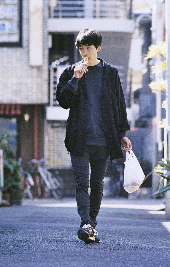坂口健太郎 ファッション