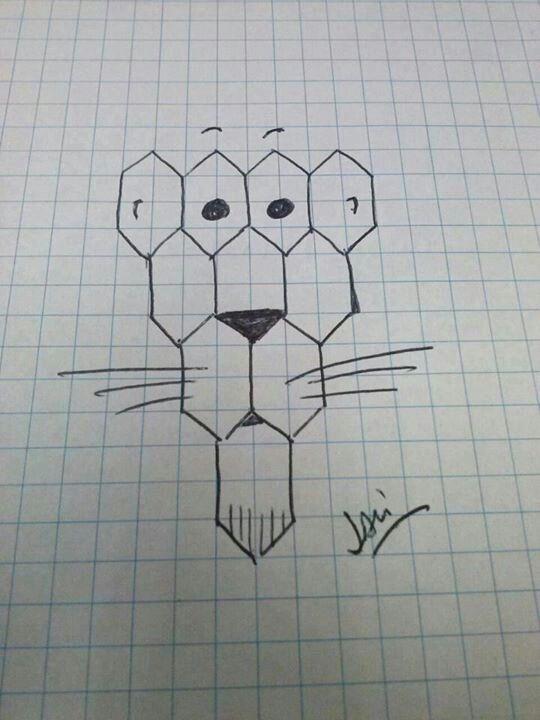 Dibujar la pantera rosa my children 39 s board pinterest - Papel para dibujar ...