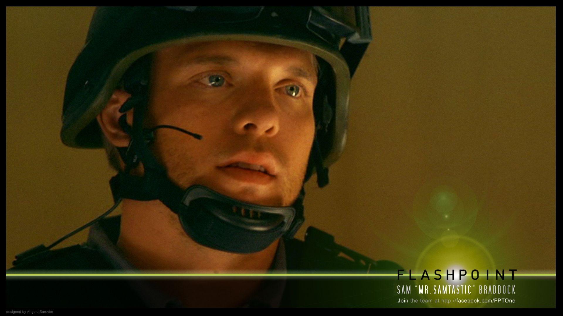 Sam Braddock... Played Sam Braddock
