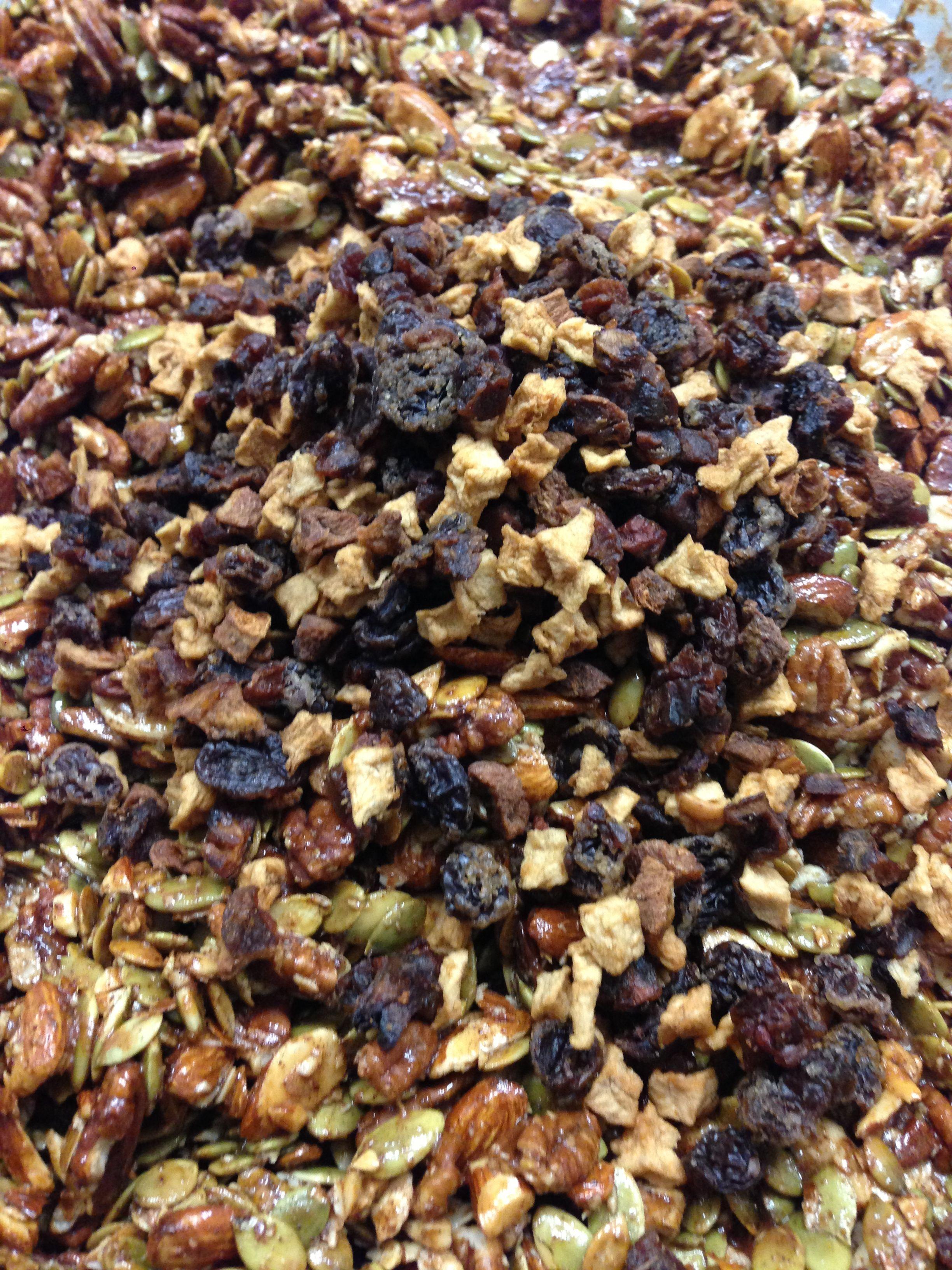 granola the best granola granola almond joy granola coconut granola ...