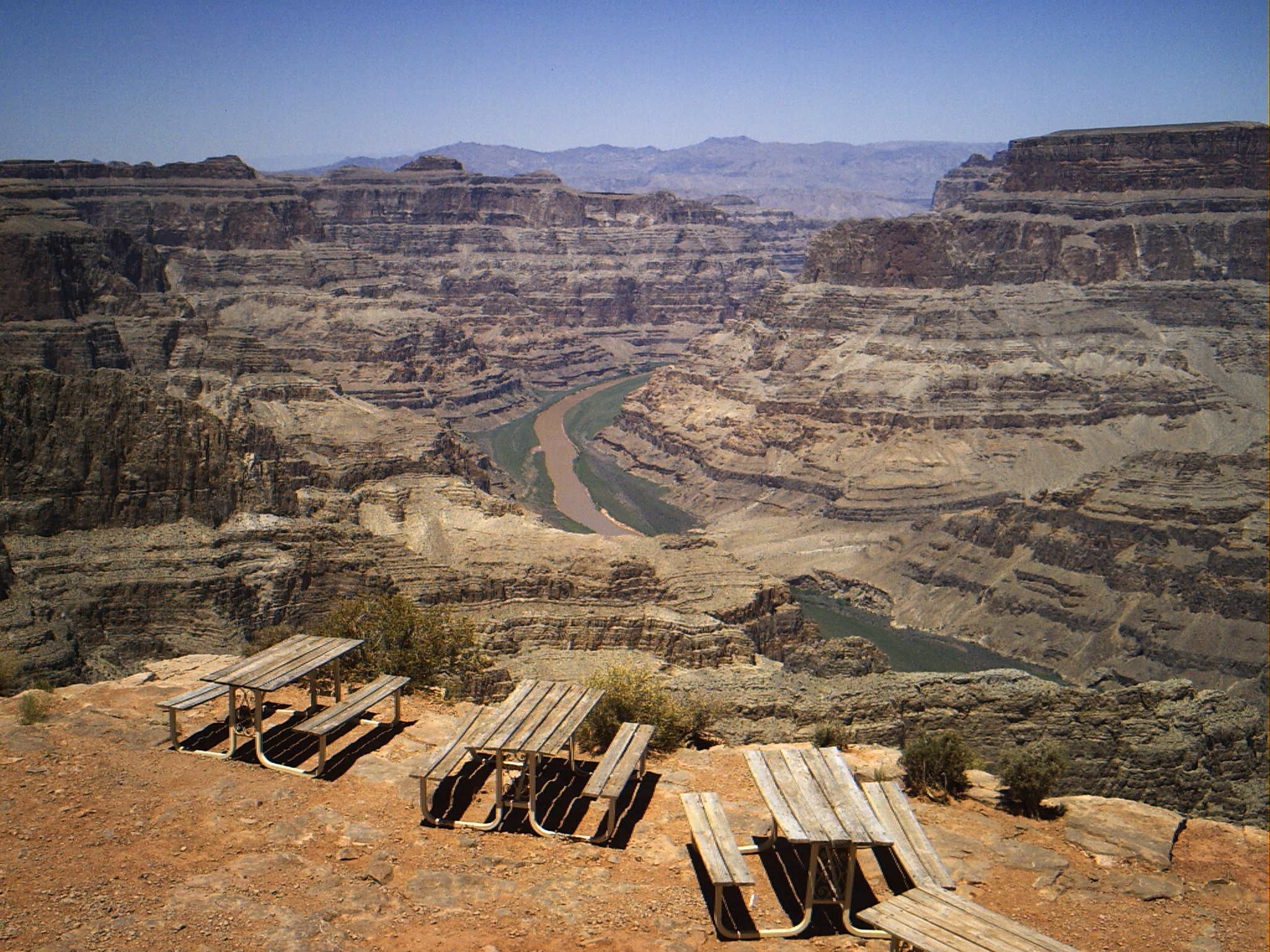 las vegas grand canyon motorcoach tours