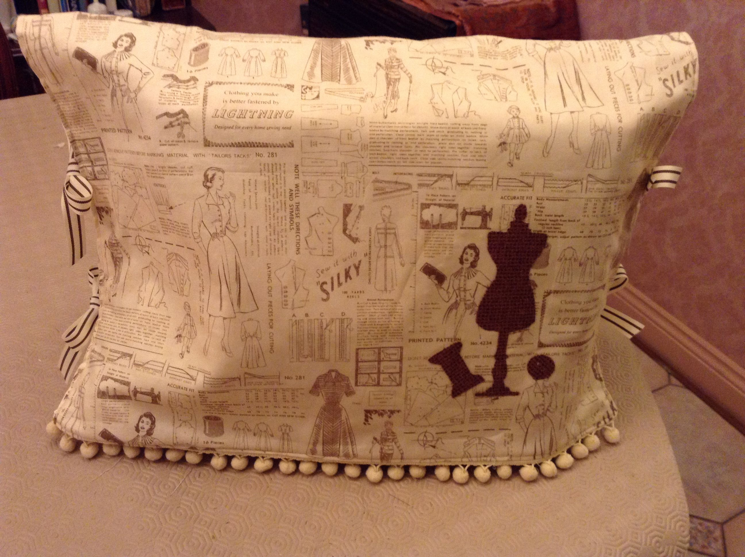 sewing machine dust covers