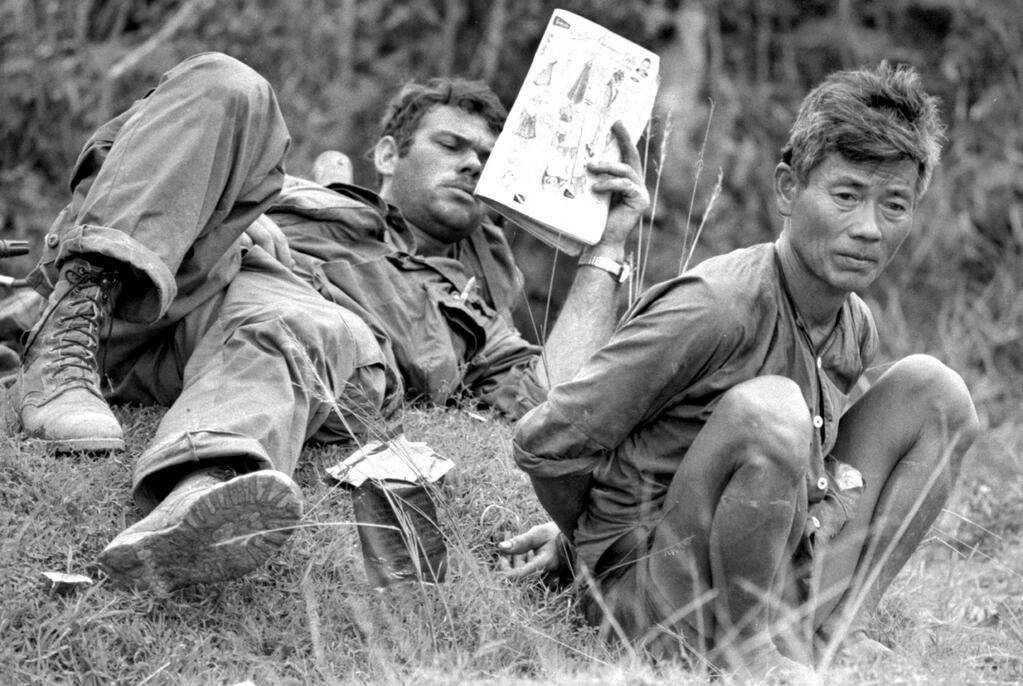 role of battalion commanders in vietnam war Koreans rock-solid in vietnam  that the us commander in vietnam wanted rok help for military reasons  but during the vietnam war years, the north koreans.