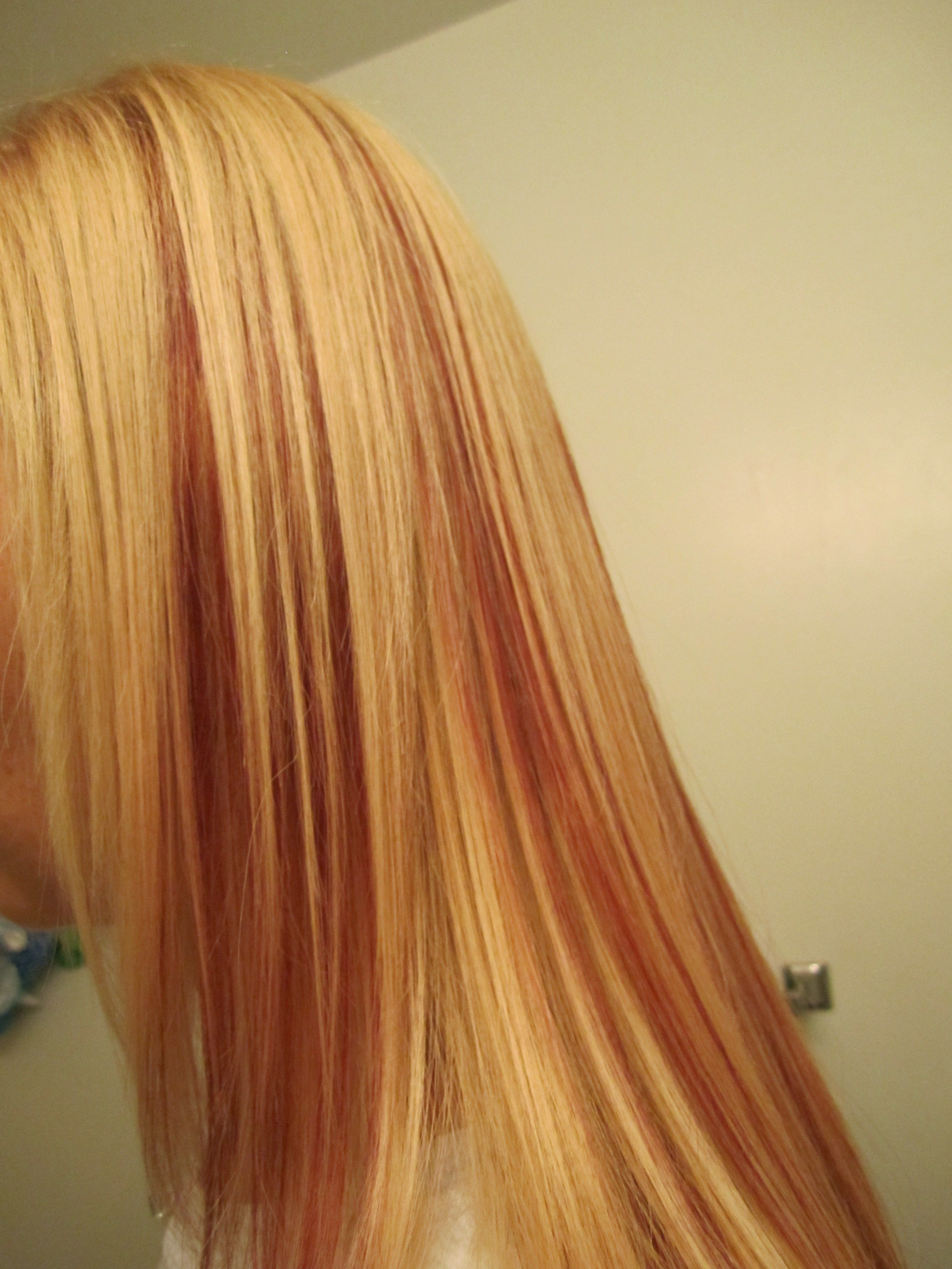 cute highlights   Hair(:   Pinterest
