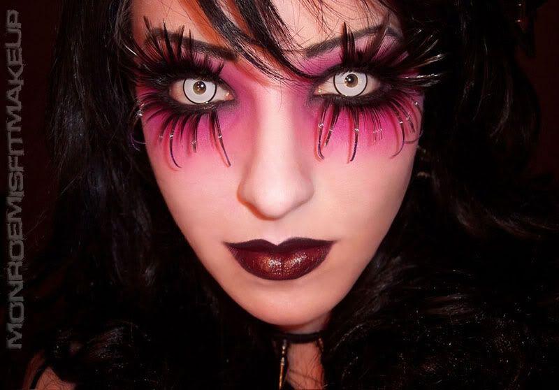 dark fairy HALLOWEEN MAKEUP/COSTUMES Pinterest - Dark Halloween Makeup