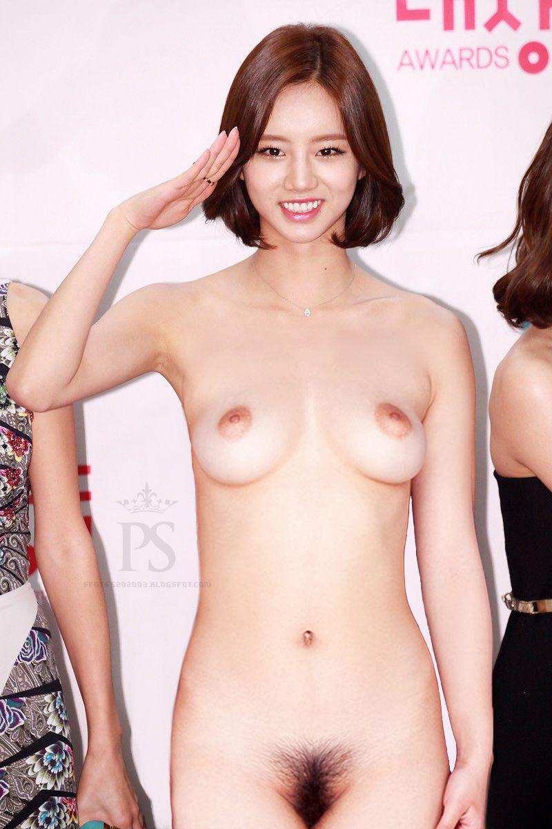 What that Korean nude idol girls shall