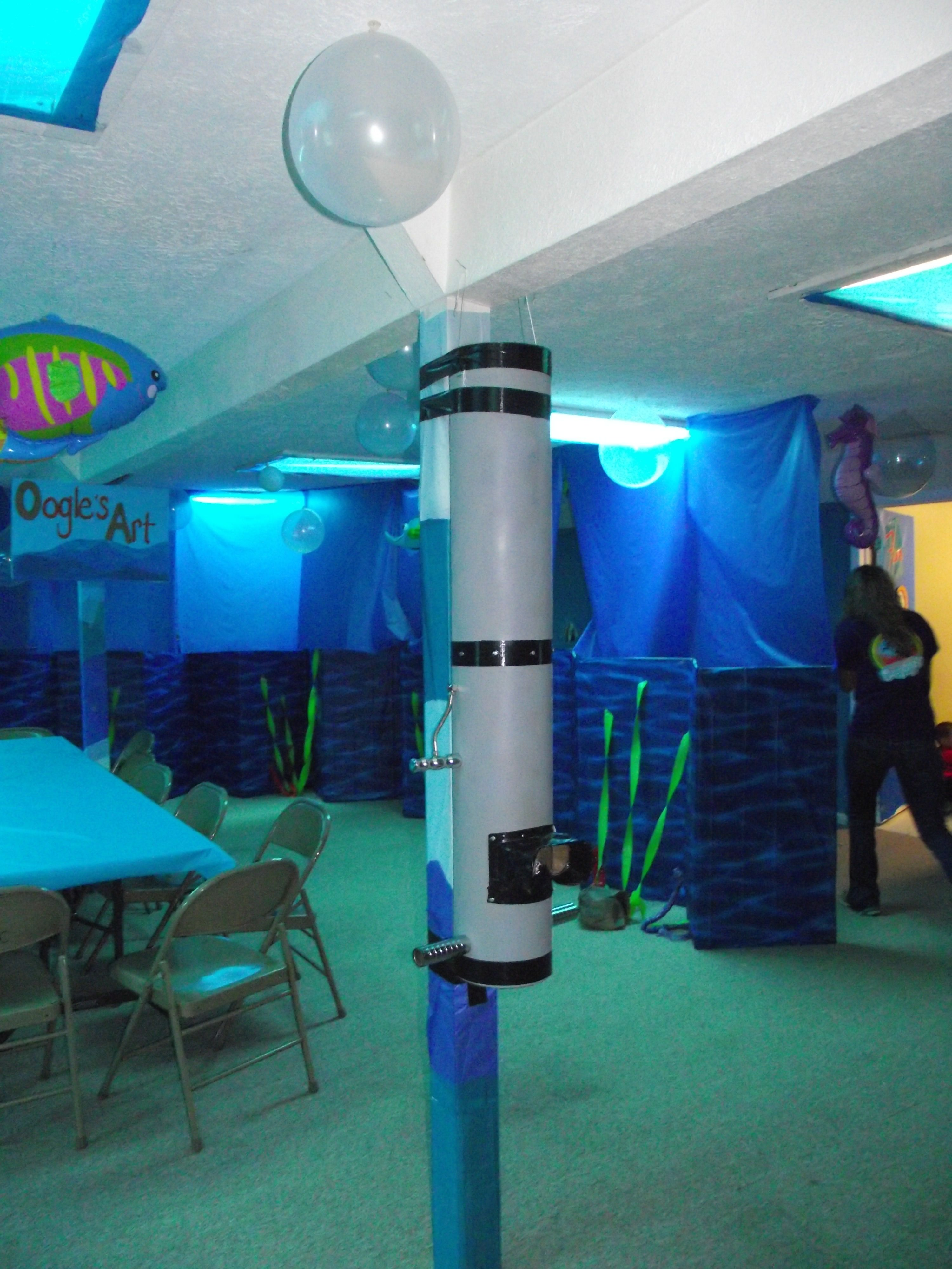 Periscope vbs pinterest for Homemade periscope pvc