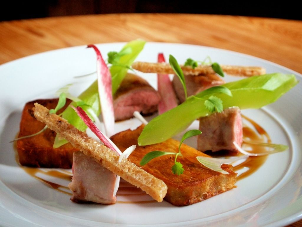 Haute cuisine artful food pinterest - French haute cuisine dishes ...