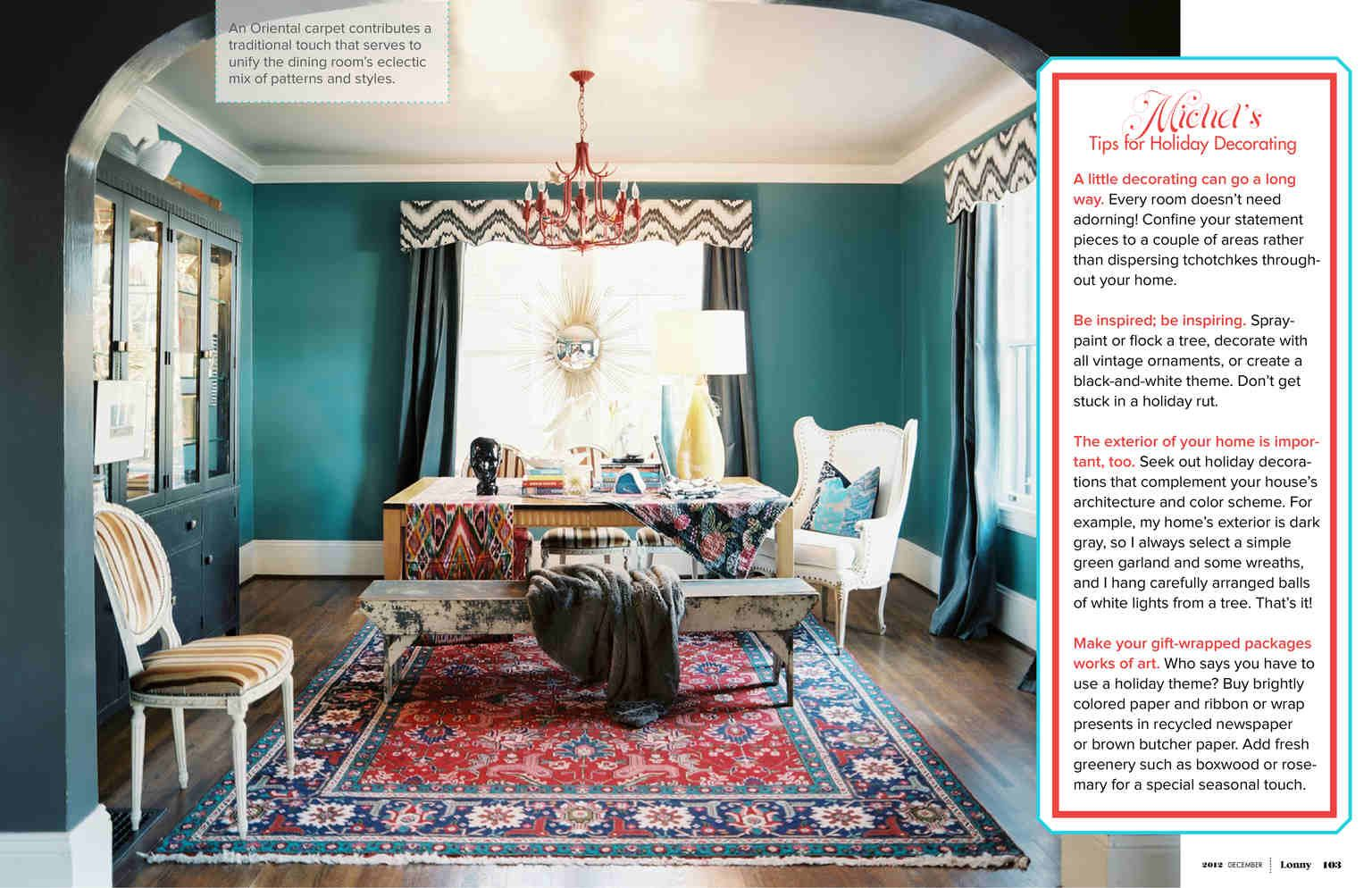 Bohemian Dining Room Rooms That Inspire Pinterest