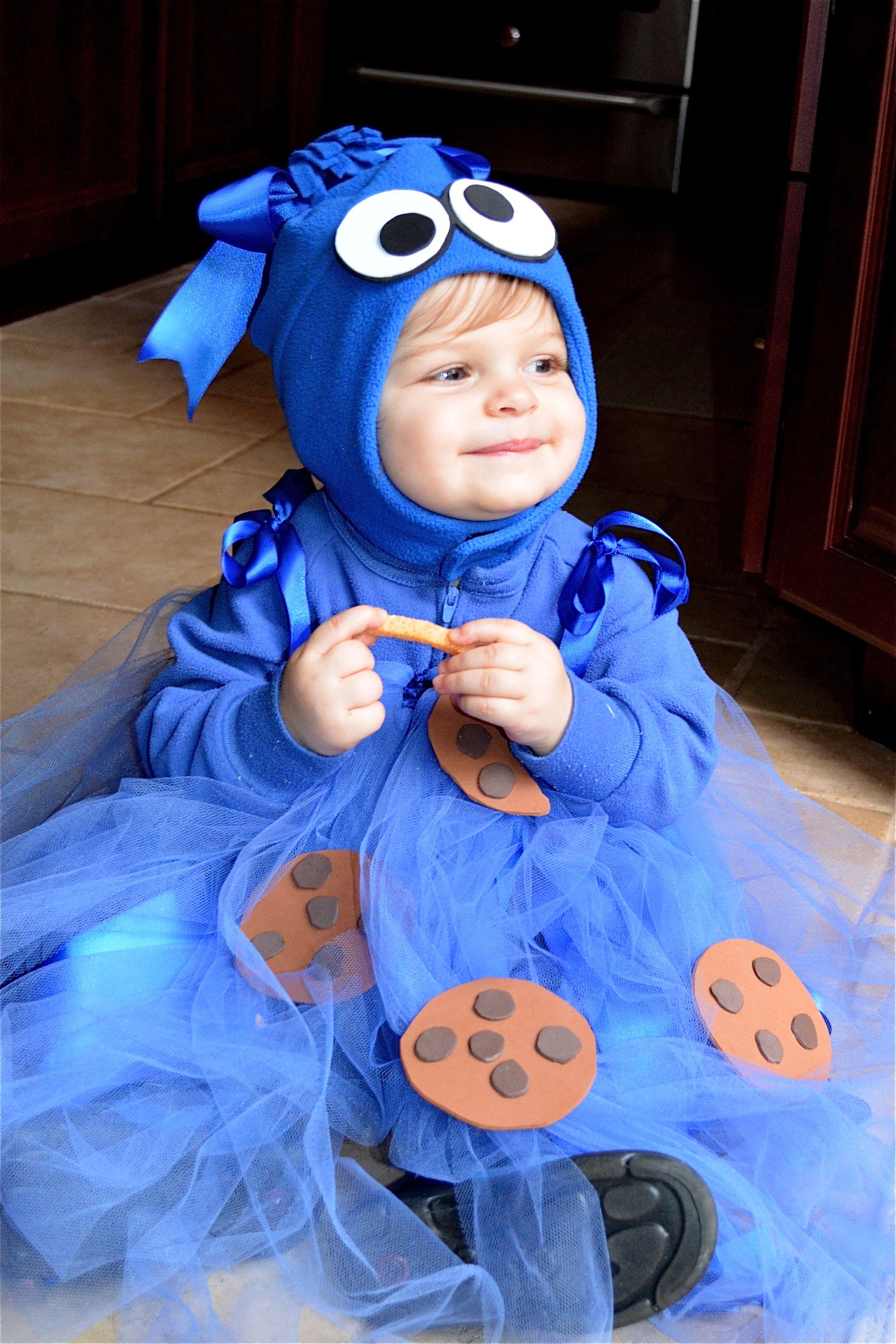 Monster Halloween Cookies: The Gallery For --> Cookie Halloween Costume