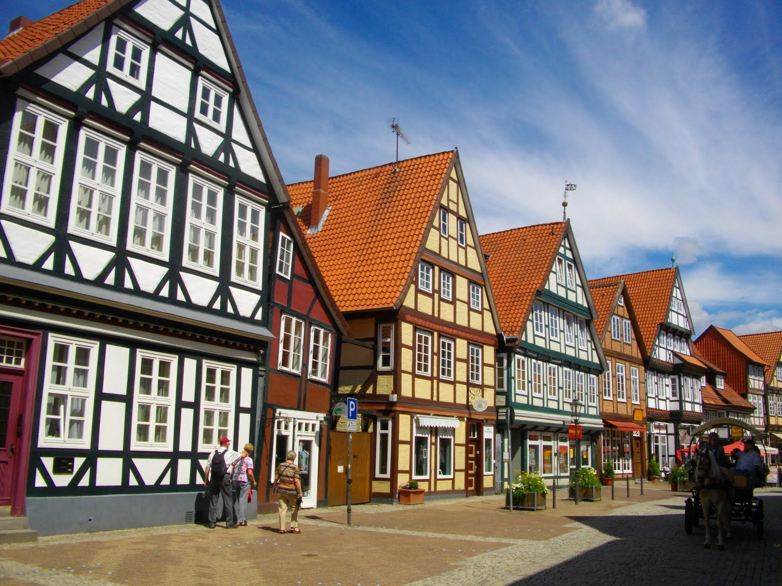 Celle Germany  City pictures : Celle, Germany | Favorite Places & Spaces | Pinterest