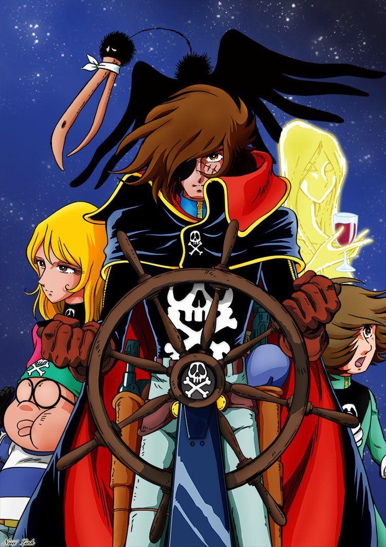 宇宙海賊キャプテンハーロックの画像 p1_32