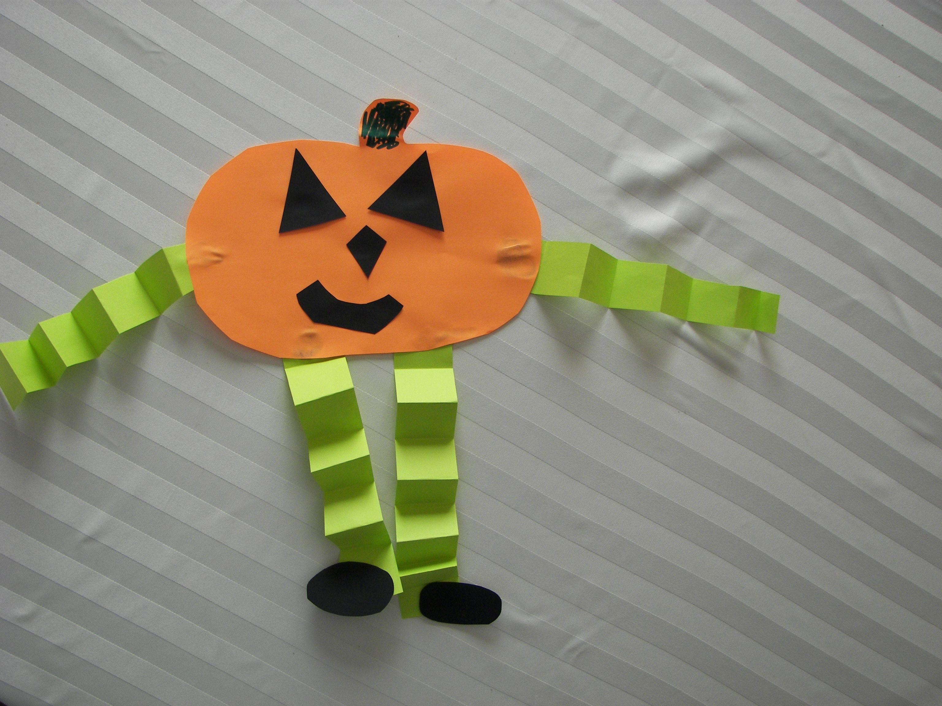 21++ Simple halloween crafts for kindergarten info
