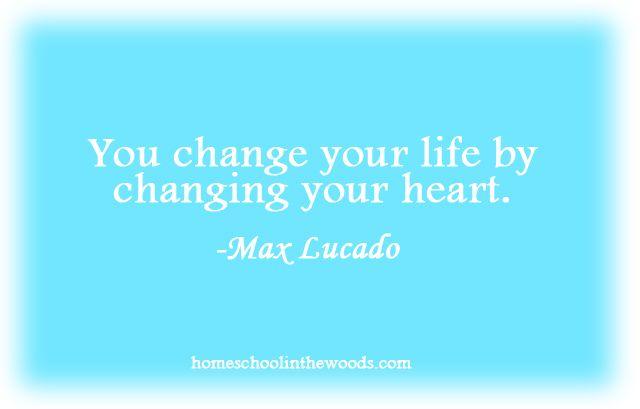 max lucado quote words we hear pinterest