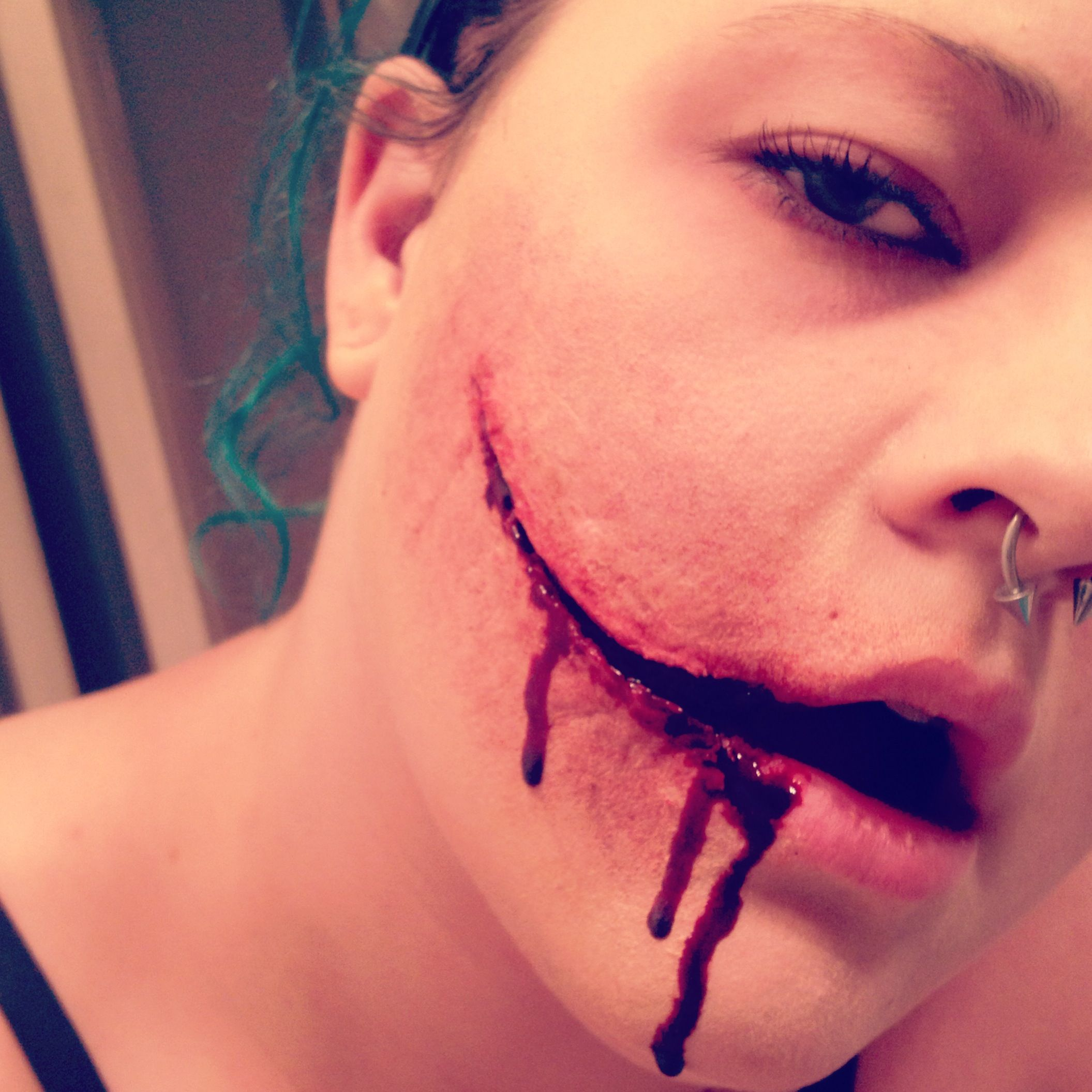 Scary Halloween Special Effects Scary Halloween Makeup Special