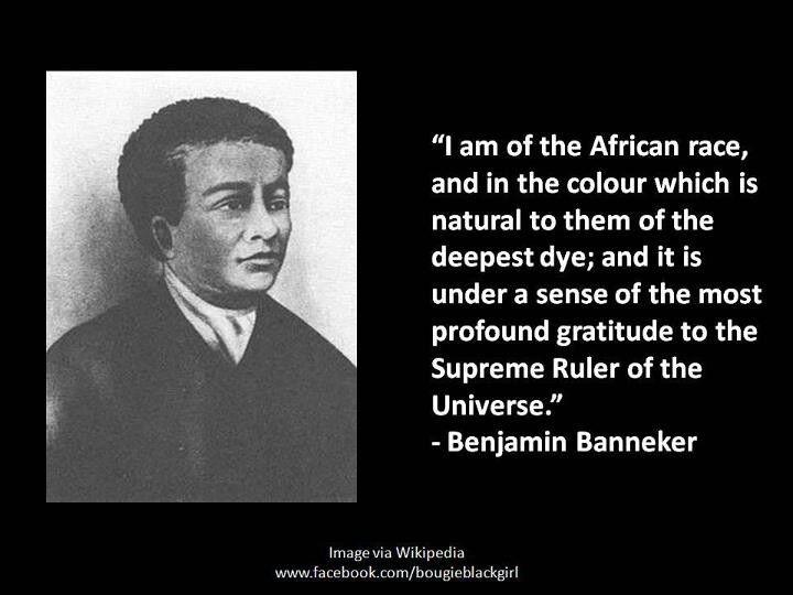 Benjamin Banneker | Black History - Benjamin Banneker ...