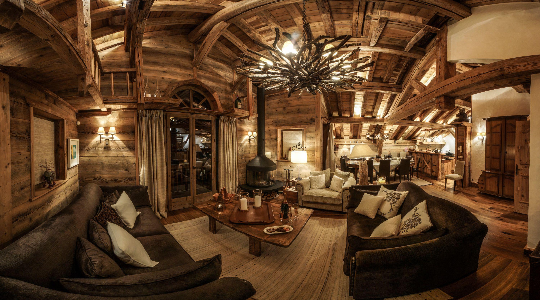 Best Interieur Chalet Montagne Photo Photos - Amazing House Design ...