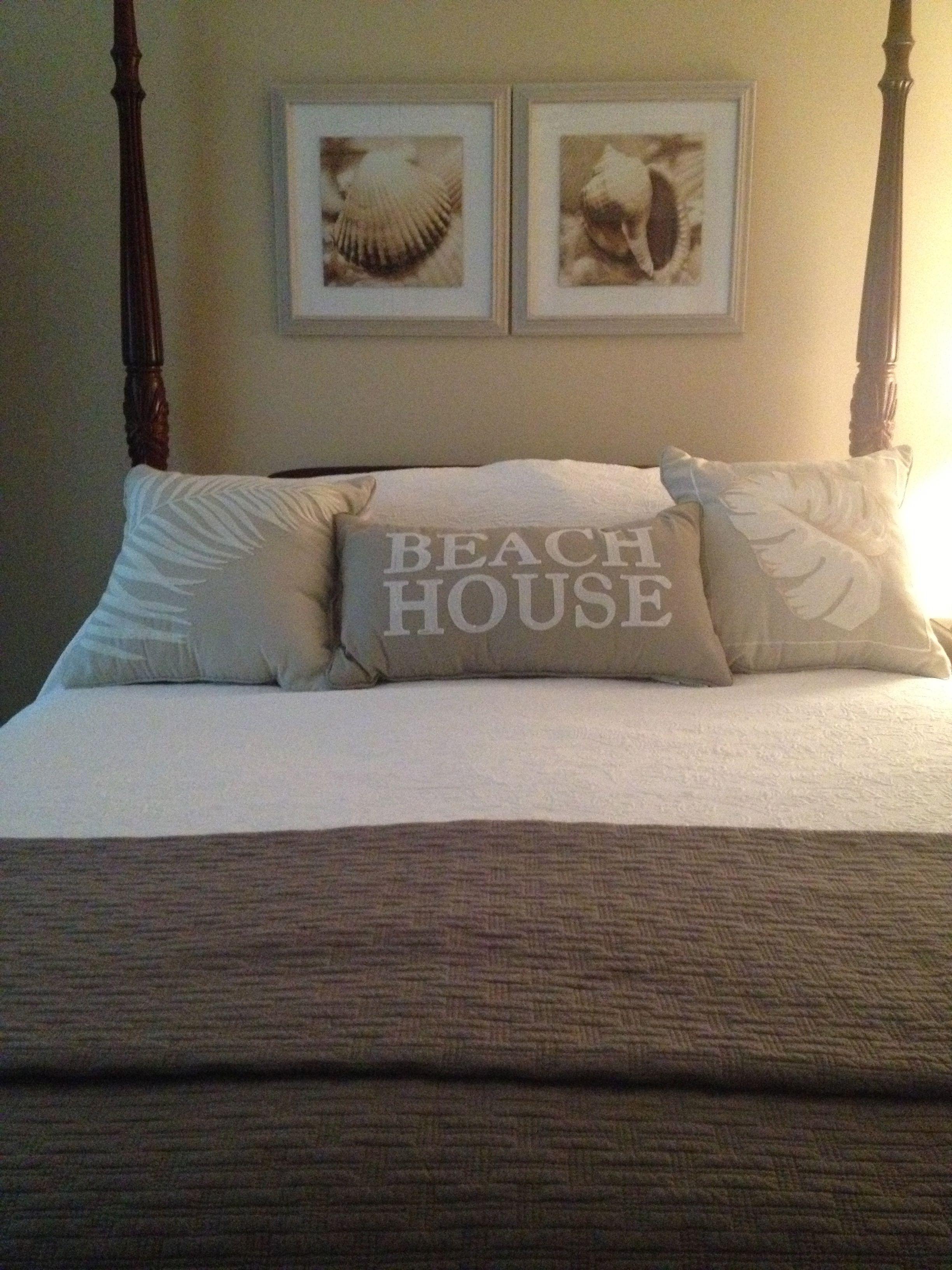 Bedroom with beach theme beach bedroom