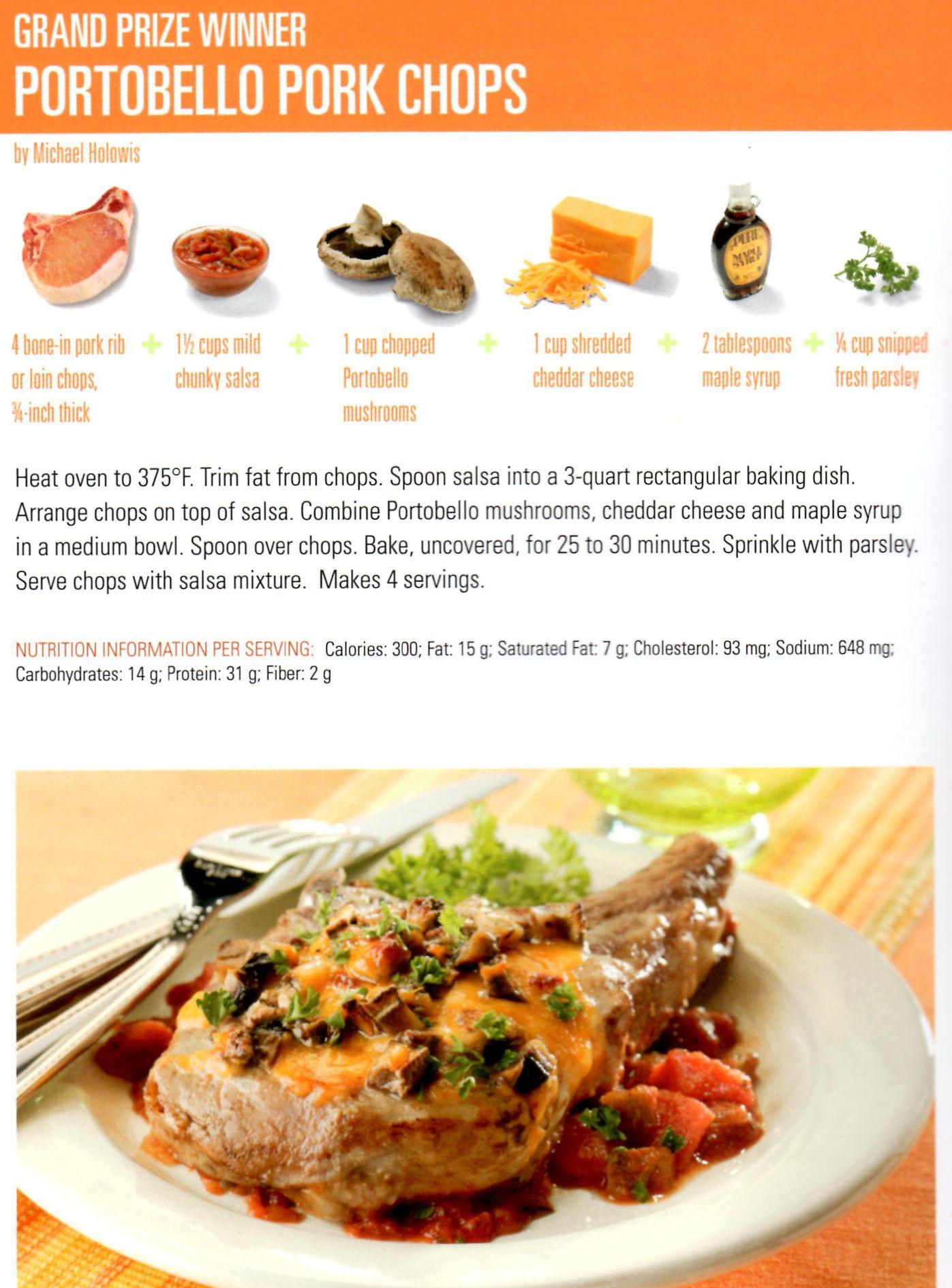Best Pork Chop Recipe EVER   Best Quotes   Pinterest