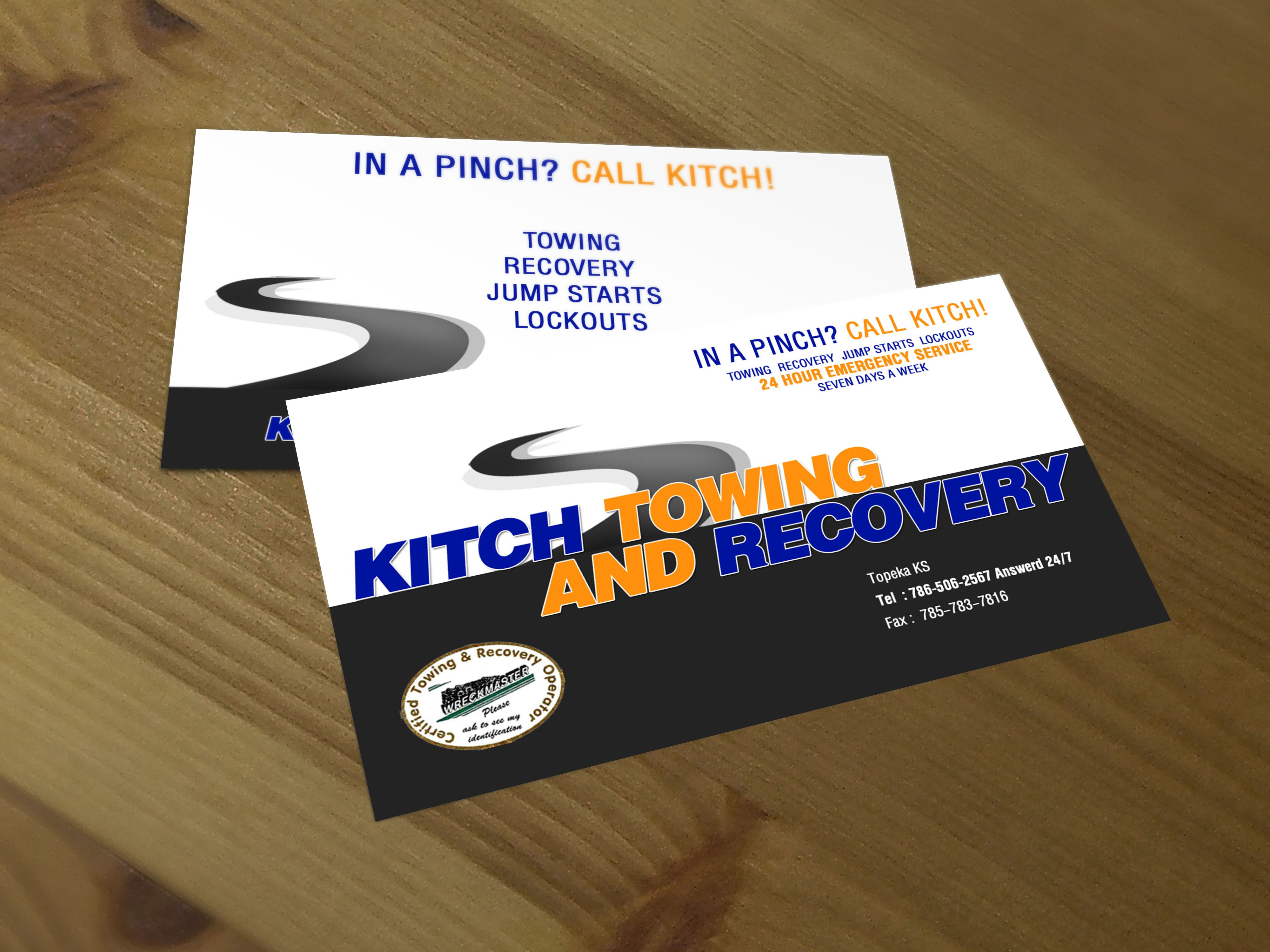 lovely images of towing business cards business cards