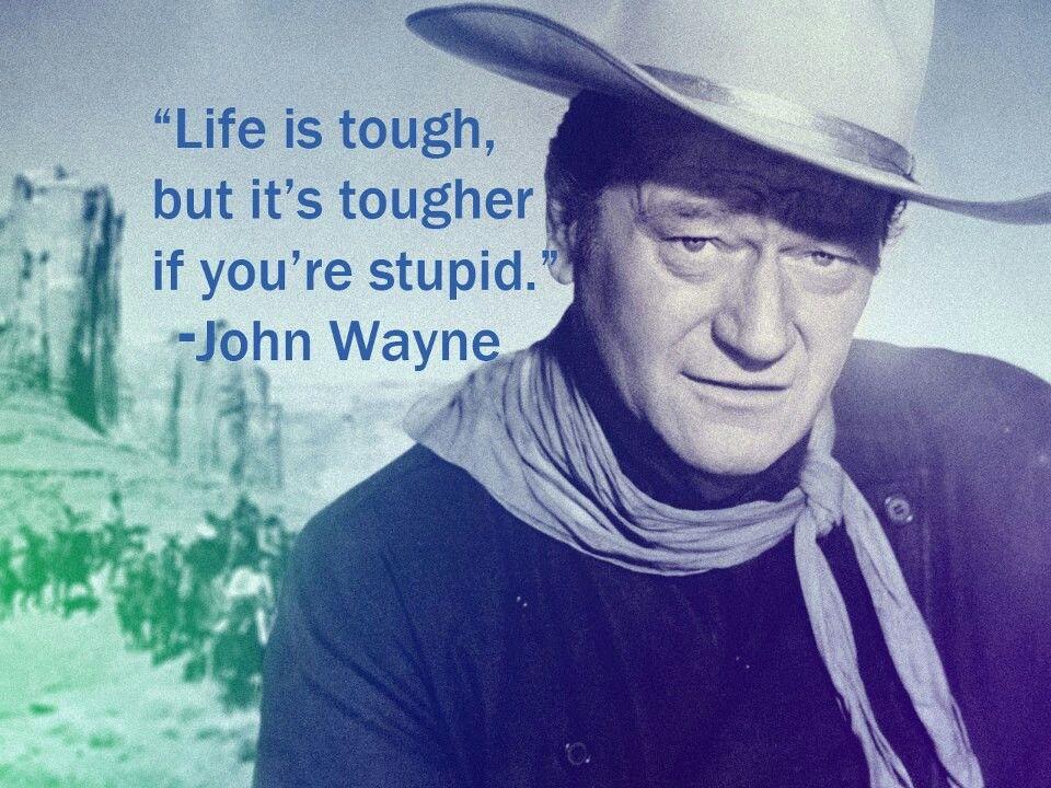 True Grit John Wayne Quotes Quotesgram