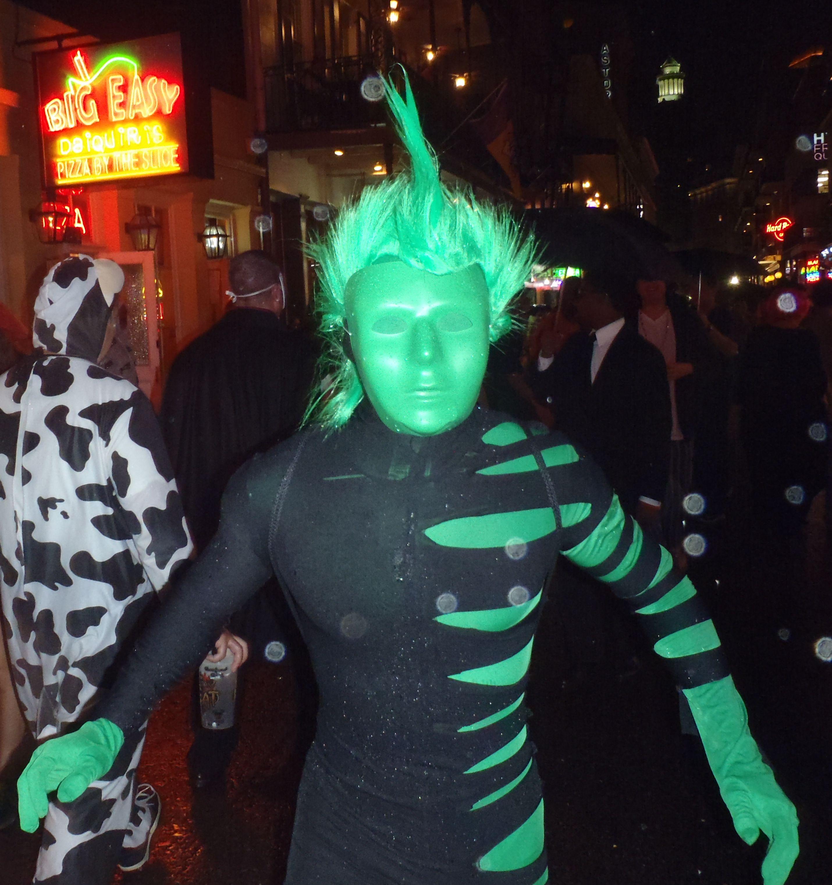 new orleans halloween news