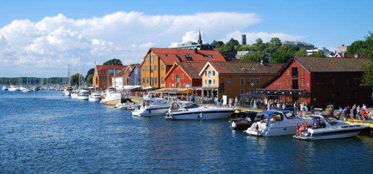 Región Vestfold Viaje Noruega