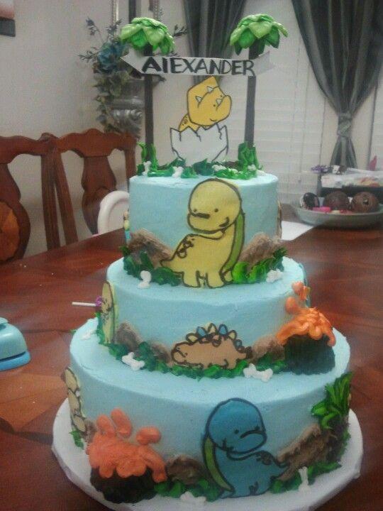 pin dinosaur baby shower cakejpg cake on pinterest