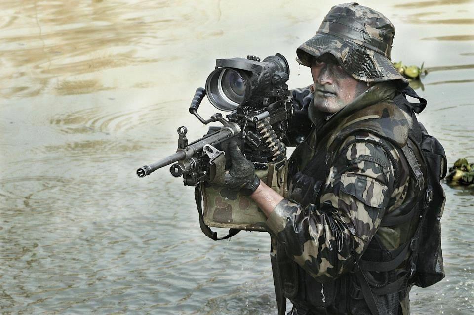 Nepalese Army Ranger