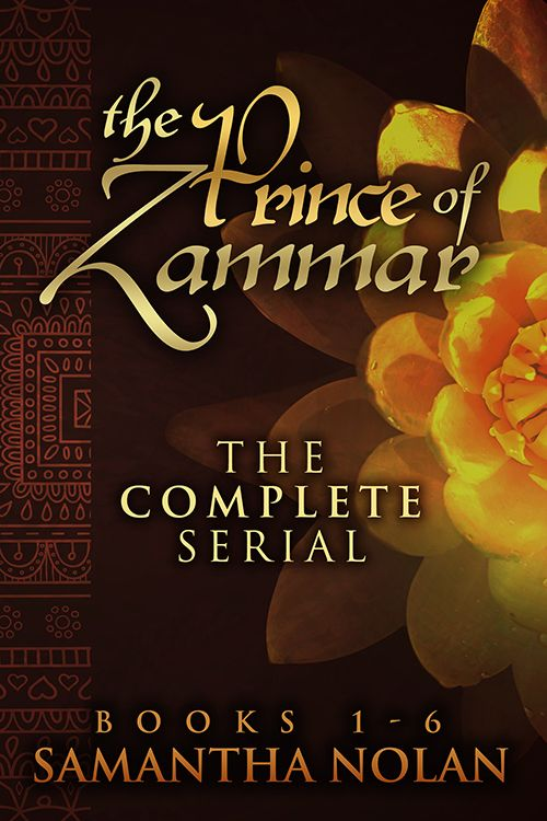 The Prince of Zammar - The Complete Serial