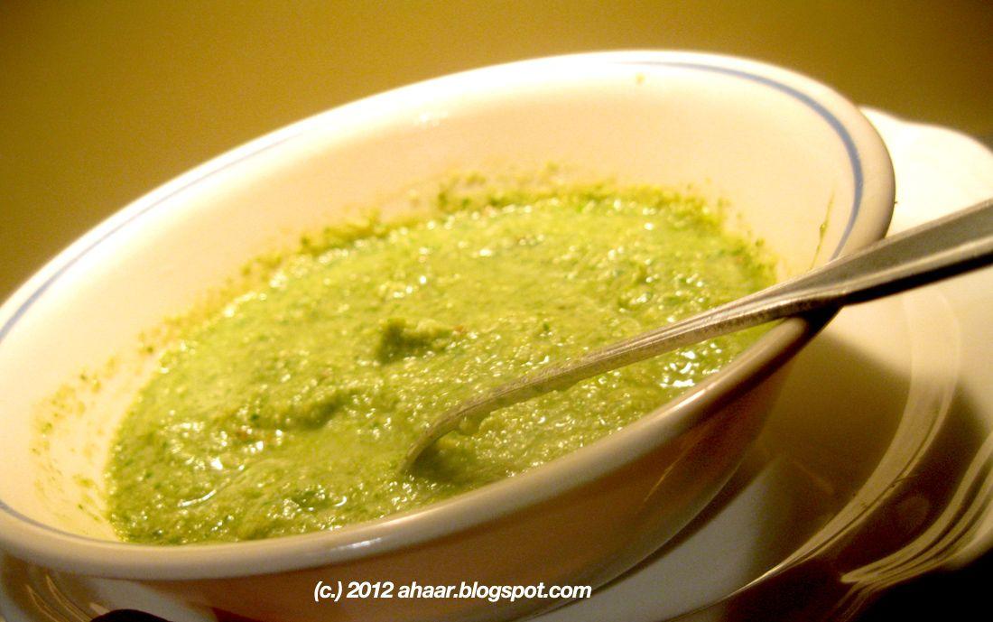 Artichoke Soup | Ahaar recipes | Pinterest
